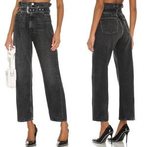 AGOLDE Reworked 90'S Straight Leg Jeans Pave
